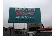 - Architectural Signage - Post & Panel Sign - Paul Evert