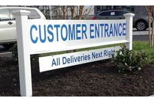 Custom built sign for local Subaru dealer in Colonial Heights, VA