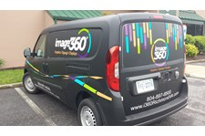 IMAGE 360 SIGN COMPANY WRAP - RICHMOND, VA